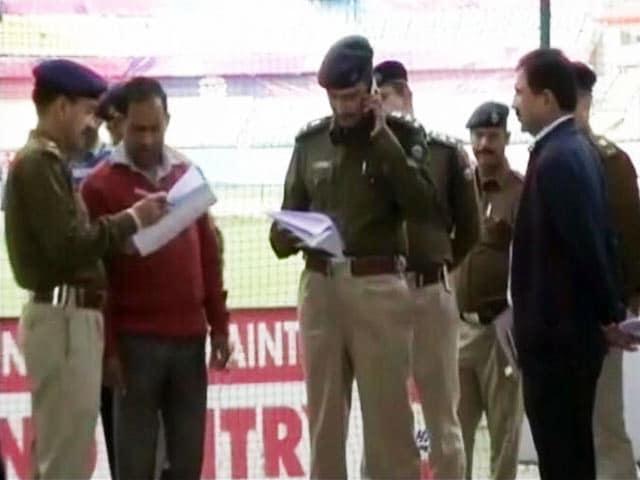 Video : धर्मशाला मैच को लेकर सुरक्षा जांच के लिए भारत पहुंचा पाकिस्तानी दल
