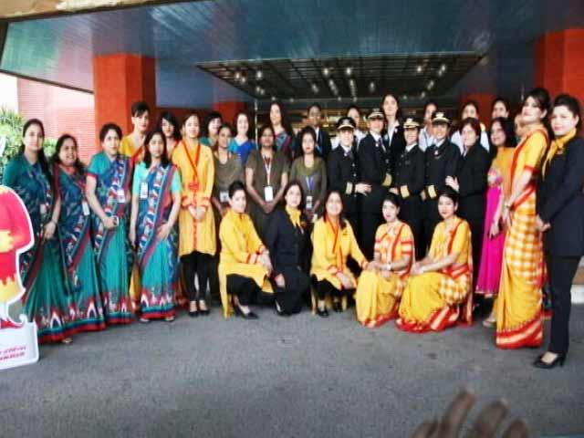 Videos : महिला दिवस पर एयर इंडिया में दिखेगी भारत की नारी शक्ति