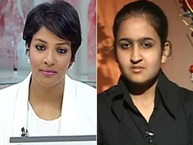 Video : 'Mr Kanhaiya Ji, If You Have Such <i>Josh</i>....' Teen Jhanvi Behal's Challenge