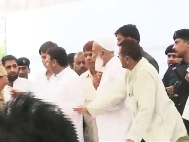 Videos : 'मुजफ्फरनगर दंगे के लिए बीजेपी जिम्मेदार'