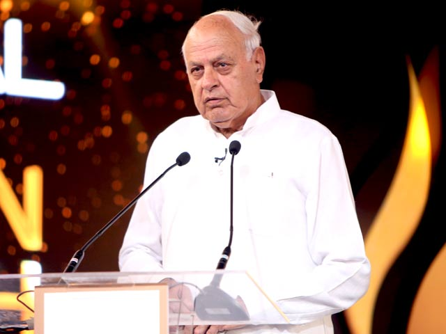 Video : 'Fathers Who Do Not Have Daughters Are Very Unlucky': Farooq Abdullah
