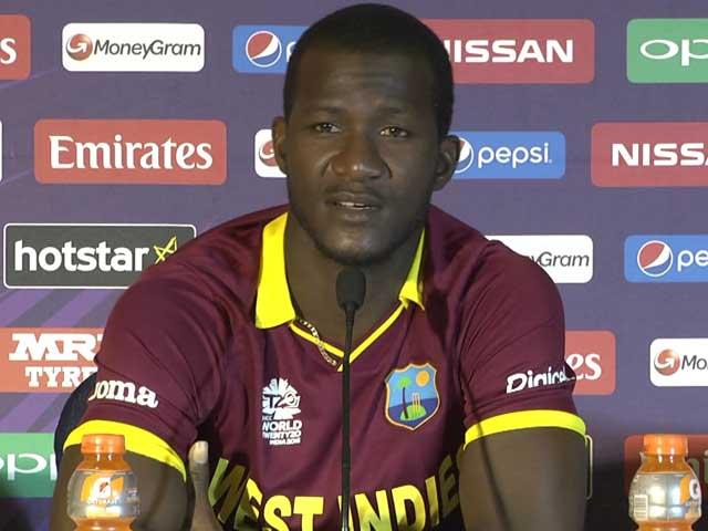 Video : West Indies Can Win T20 World Cup Again: Darren Sammy