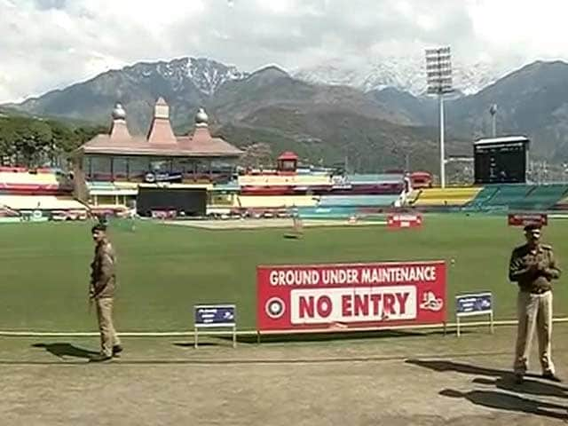Video : 'BCCI, ICC Hopeful of India-Pak Match in Dharamsala'