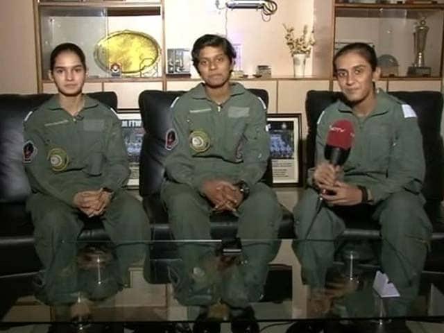 Video : Meet Indian Air Force's Trailblazing Women
