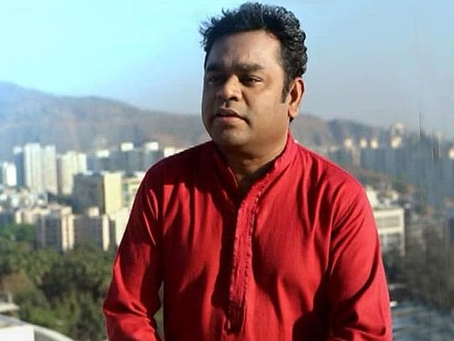 Video : A R Rahman Supports Cultivating Hope Campaign