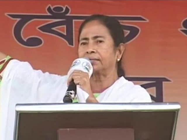 Video : Mamata Kicks Off Poll Campaign As Congress-Left Decide On Alliance