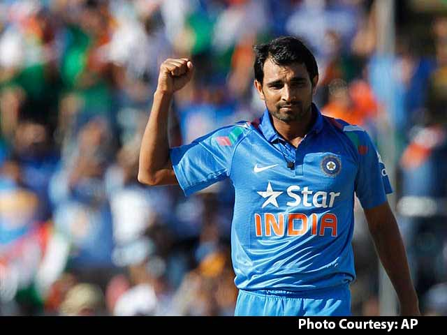 Video : Mohammed Shami's Fitness Test in India v Windies T20 World Cup Warm-Up