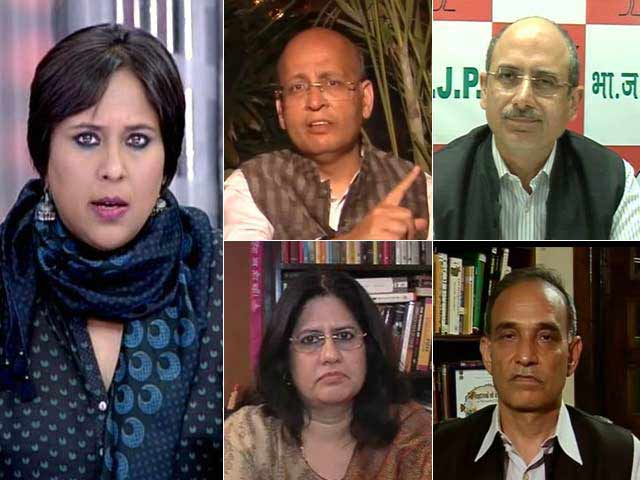Video : Ishrat's Ghost In The House: Truth Casualty In Political Encounters?