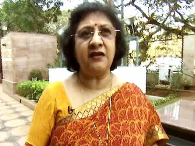 Videos : विजय माल्या को वन टाइम सैटलमेंट का ऑफर दिया था : अरुंधति भट्टाचार्य