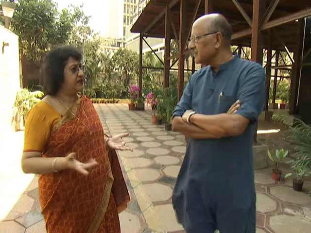 Video : Walk The Talk With State Bank Of India Chairperson