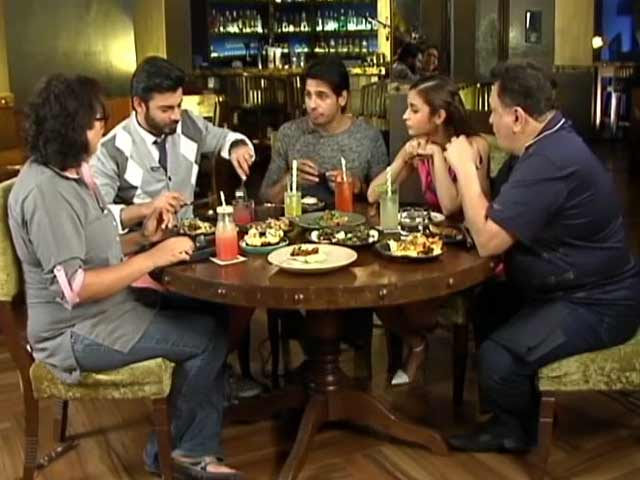Video : <i>Kapoor And Sons</i>: A Family Feast