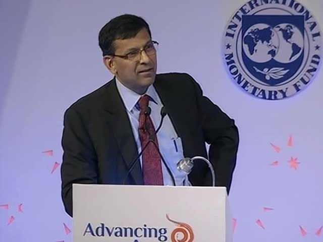Video : Monetary Policies Have Spillover Effects: Raghuram Rajan