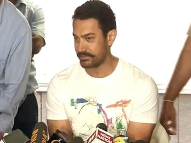 Video : Aamir's Birthday Wish: Mother is 80, Want to Gift Her Childhood Home