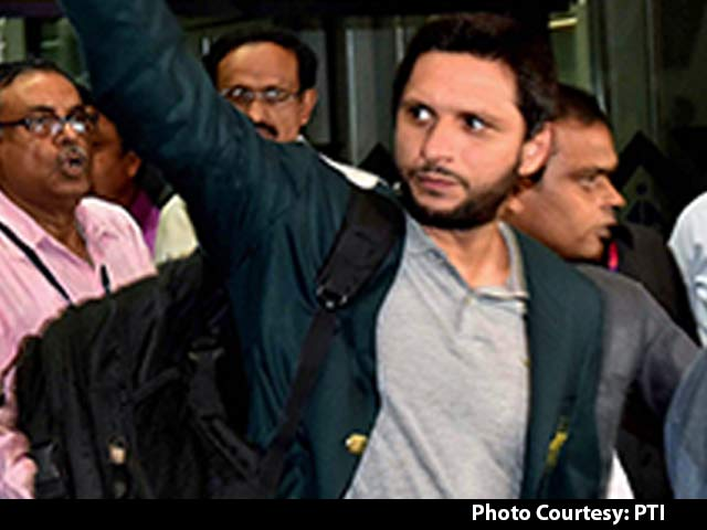 Video : ICC World T20: More Loved in India Than Pakistan, Says Shahid Afridi