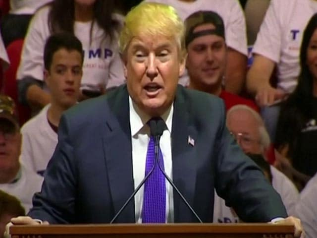 Video : Donald Trump's History of Encouraging Violence