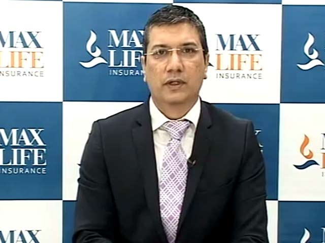 Video : Continue to Like Private Sector Financials: Max Life Insurance