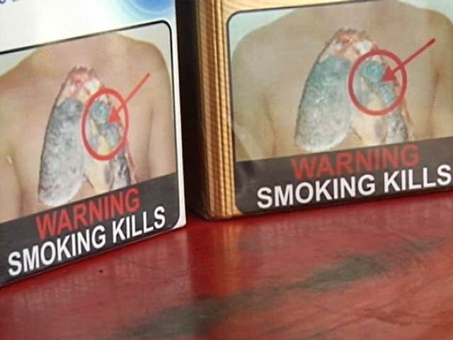 Video : Tobacco Warnings: Smoking Kills, Yet India Drags Feet