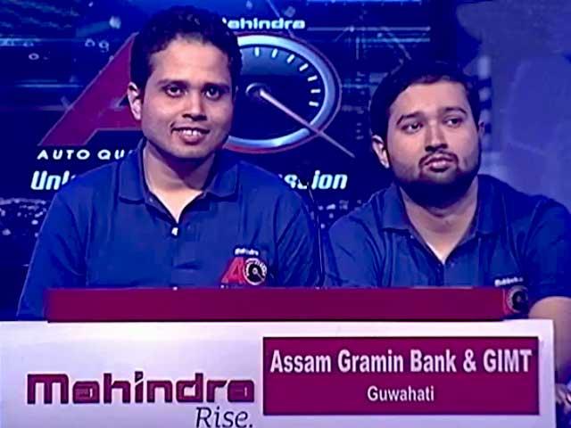 Video : Mahindra AQ 2016: East Zone Final
