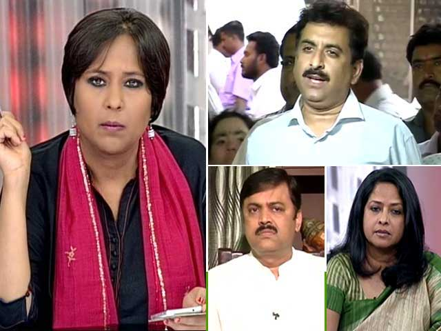Video : Now, Congress Echoes BJP On 'Bharat Mata' Slogan: Patriot Games