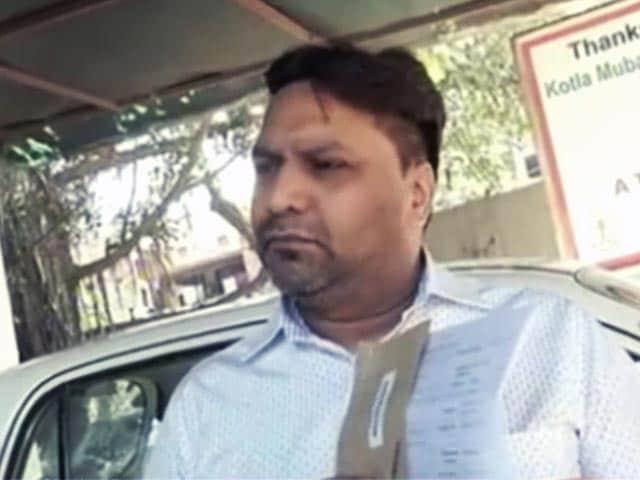 Video : आरटीआई विवाद में पत्रकार से पूछताछ