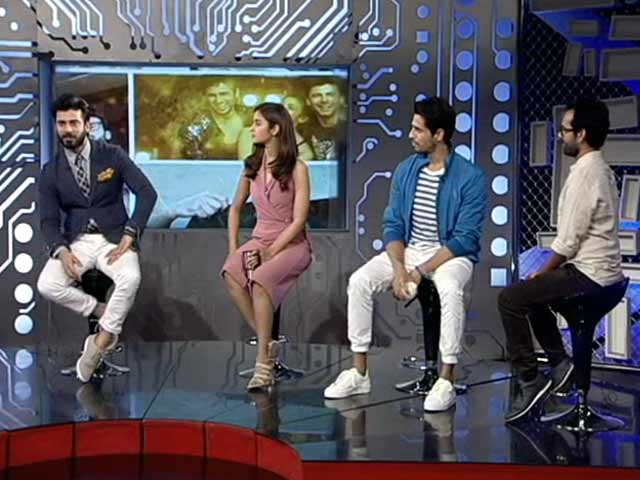 Video : Fawad, Sidharth, Alia Reveal Funny Secrets About Rishi Kapoor
