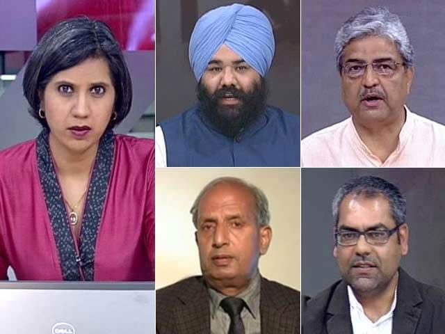 Video : Punjab-Haryana Water Wars: Politics Before Polls?