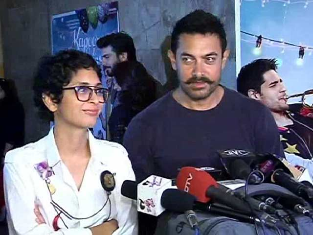 Aamir Khan Says Kapoor And Sons is an Emotional Film