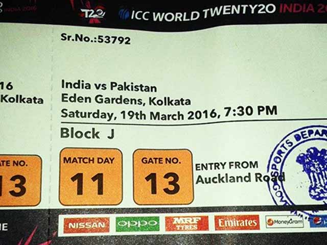 Video : India vs Pakistan T20 World Cup: Lottery of Tickets a Good Idea?