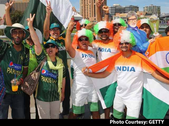 Video : Fans Face Off Ahead of India vs Pakistan World T20