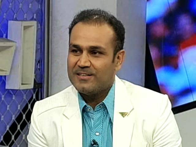 Videos : भारत का टी-20 का खिताब जीतना 99% पक्का : NDTV से बोले वीरेंद्र सहवाग