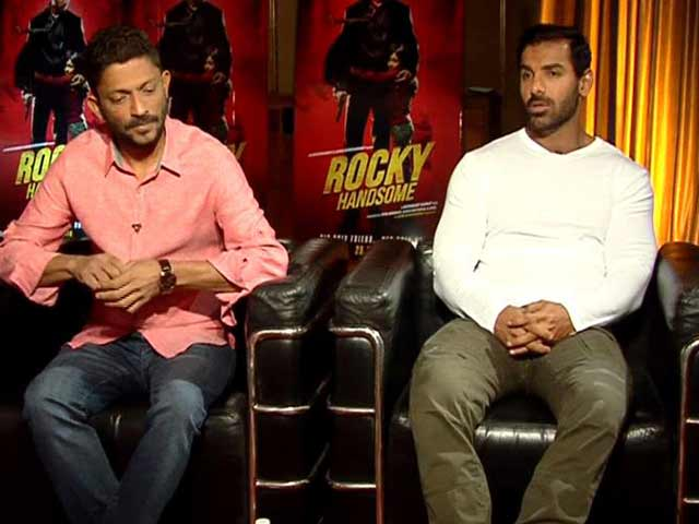 Video : John Abraham on Fighting Nepotism in Bollywood