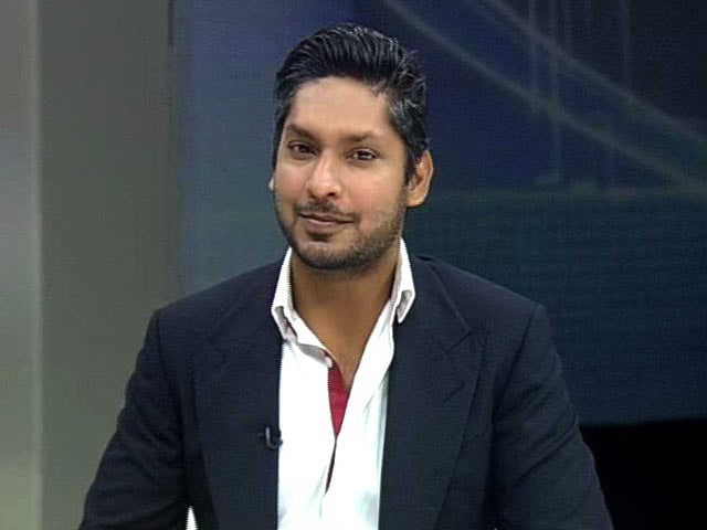 Video : Kumar Sangakkara Reckons New Zealand Are Prepared to Take Risks