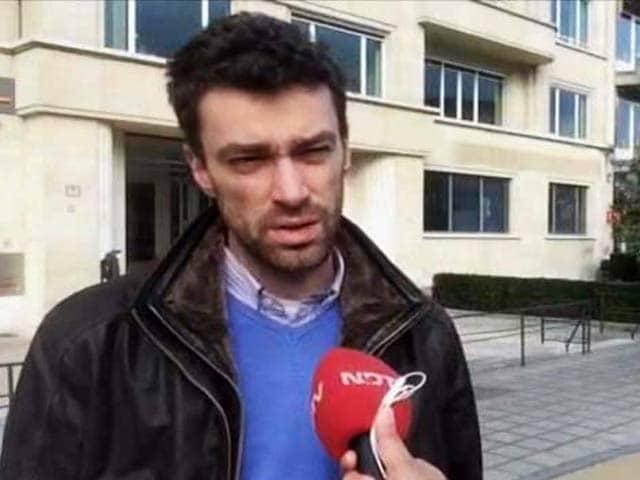 Video : Eyewitness Recalls Brussels Metro Terror Attack
