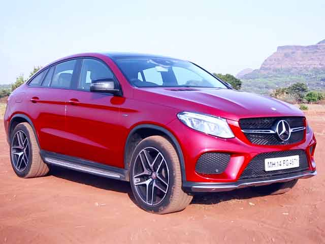 Mercedes Amg Gle Coupe Price In India Images Mileage Features