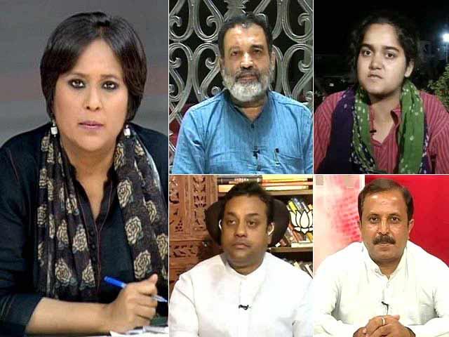 Video : Kanhaiya In Hyderabad For Rohith: University Politics Goes National?