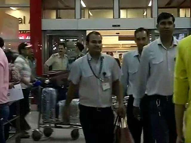 Video : Brussels Attack: Indians Stuck In Belgium After Blasts Reach Delhi