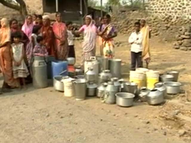 Video : India's Water Crisis: Dried Up Reservoirs, Failed Crops
