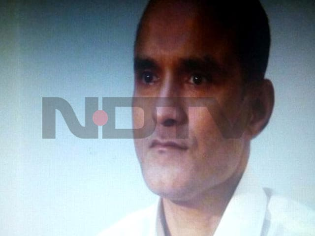 Video : India Says Ex-Naval Officer Arrested In Pak Is Not RAW Intel Agent