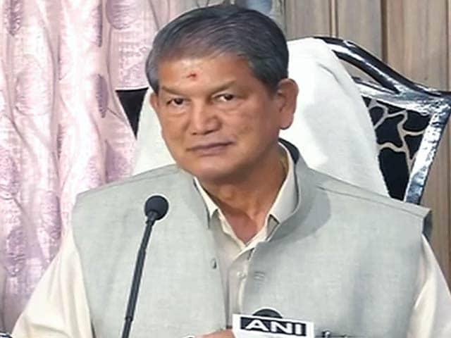 Videos : बागी विधायकों ने जारी की स्टिंग सीडी, सीएम रावत ने सफाई दी