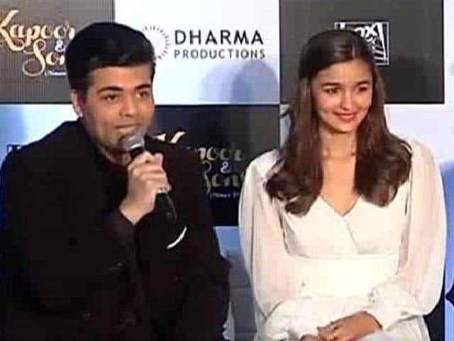 Video : KJo on Lead Actors in <i>Student Of The Year</i> Sequel