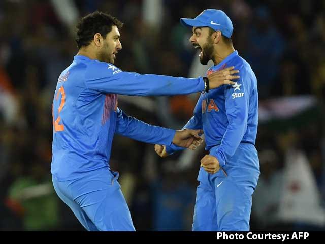 Video : World T20: Virat Kohli Enthrals Fan With Match-Winning Knock