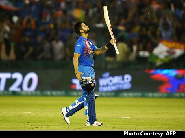 Video : Virat Kohli Is the Best Batsman Under Pressure: Sunil Gavaskar