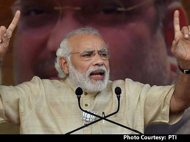 Video : PM Modi Puts Narada Sting Centre Stage In Bengal Polls