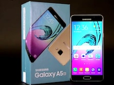 Samsung Galaxy A5 Unboxing and Hands On