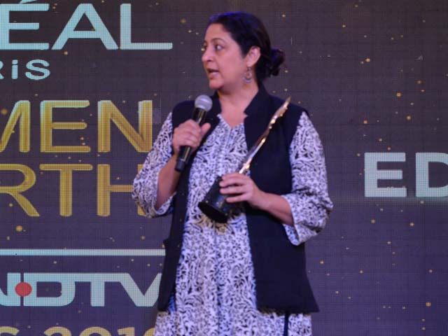 Video : Women of Worth Awards: Safeena Husain for Excellence in Education