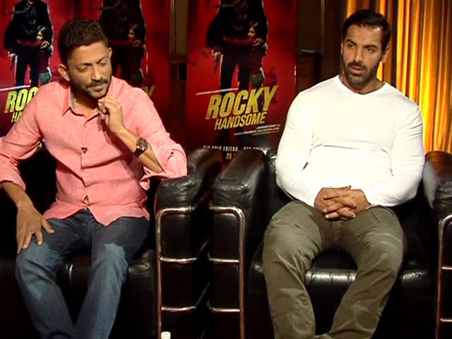 John on What Intrigued Him About Rocky Handsome