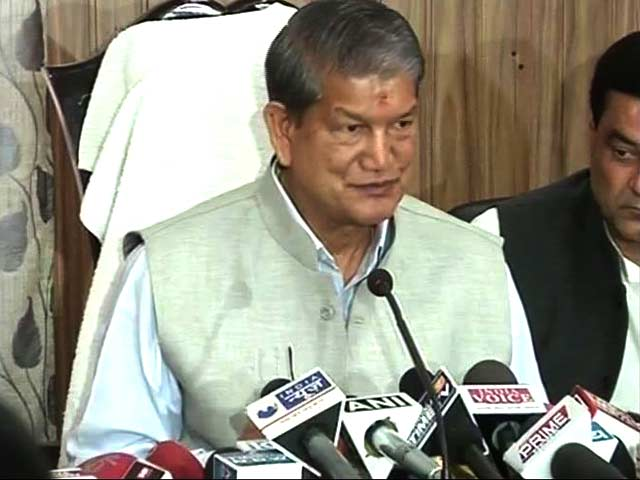 Video : Uttarakhand Crisis: Congress Gets Chance To Prove Majority