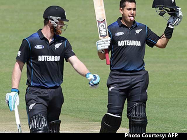 New Zealand Favourites to Enter Final: Sangakkara