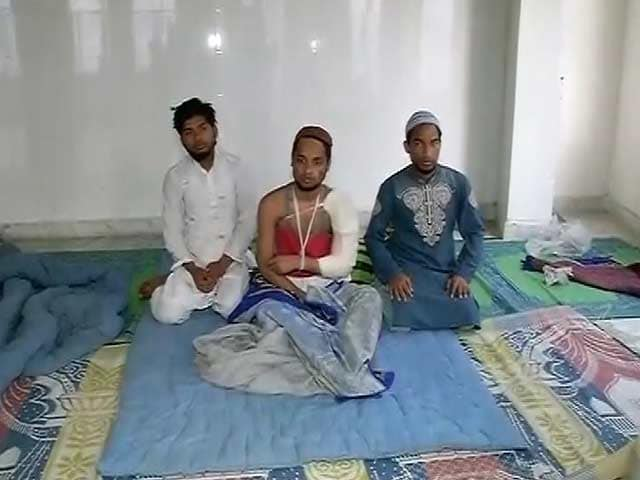 Video : Assaulted For Not Saying 'Jai Mata Di', Allege 3 Madrassa Students
