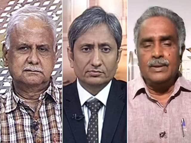 Videos : प्राइम टाइम : विधायकों के वेतन-भत्ते बढ़ाने का सवाल